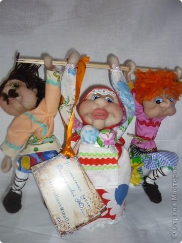 у меня была выставка!!!!)))) Это я со своими куколками))) фото 2