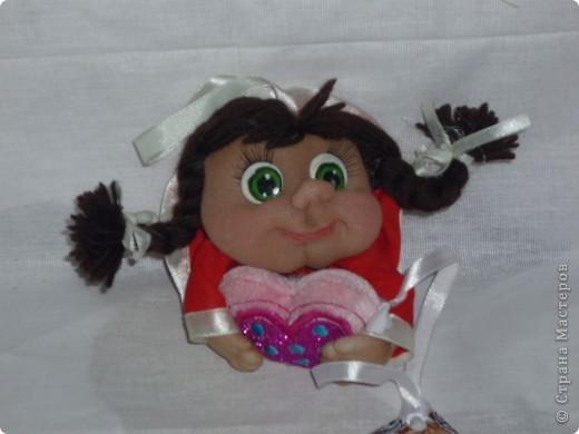 у меня была выставка!!!!)))) Это я со своими куколками))) фото 9