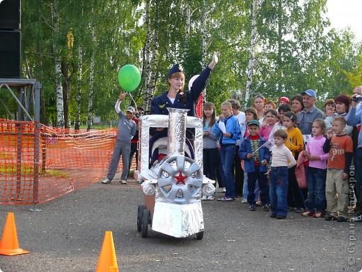 Первое место в конкурсе детских колясок - 2009 год. фото 9