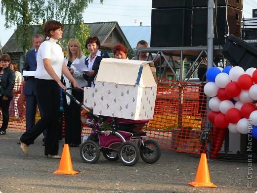 Первое место в конкурсе детских колясок - 2009 год. фото 13