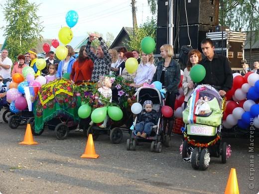 Первое место в конкурсе детских колясок - 2009 год. фото 15