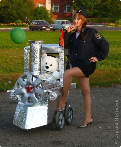 Первое место в конкурсе детских колясок - 2009 год. фото 17
