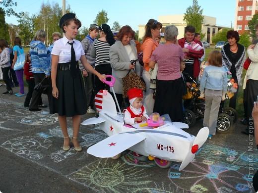 Первое место в конкурсе детских колясок - 2009 год. фото 20