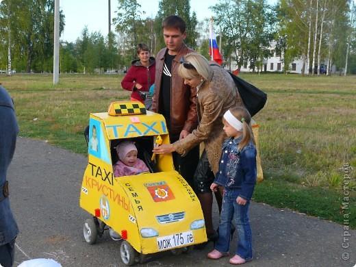 Первое место в конкурсе детских колясок - 2009 год. фото 21