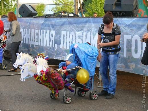 Первое место в конкурсе детских колясок - 2009 год. фото 22
