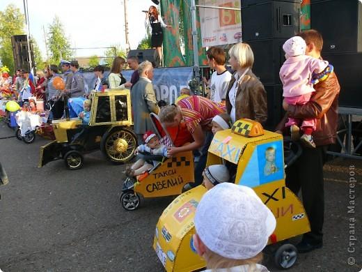 Первое место в конкурсе детских колясок - 2009 год. фото 25