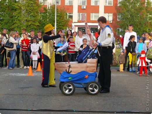 Первое место в конкурсе детских колясок - 2009 год. фото 27