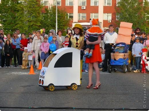 Первое место в конкурсе детских колясок - 2009 год. фото 28