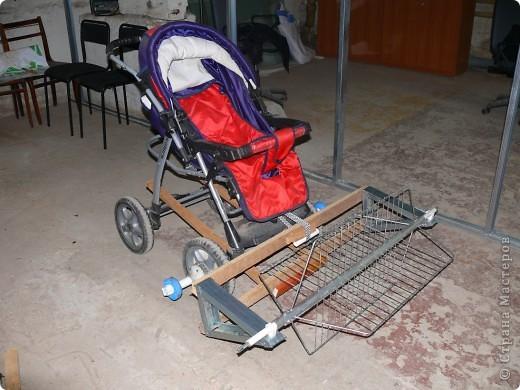 Первое место в конкурсе детских колясок - 2009 год. фото 38