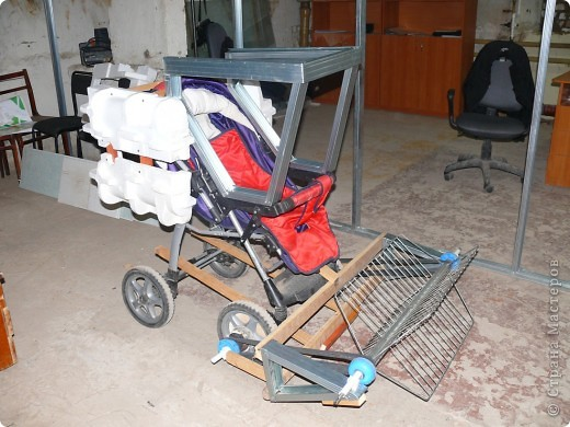 Первое место в конкурсе детских колясок - 2009 год. фото 39