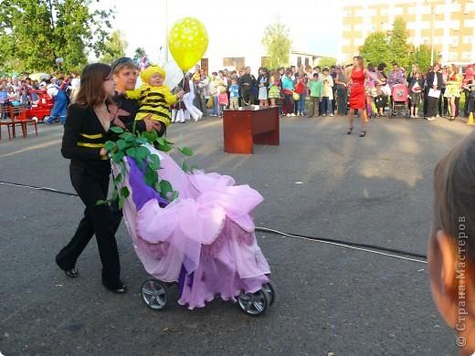 Первое место в конкурсе детских колясок - 2009 год. фото 31