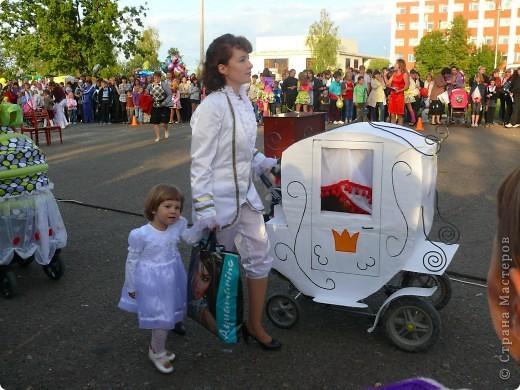 Первое место в конкурсе детских колясок - 2009 год. фото 29