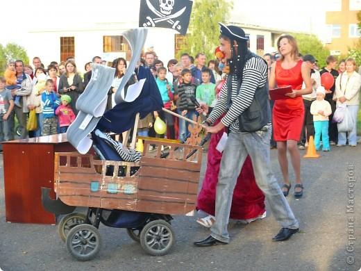 Первое место в конкурсе детских колясок - 2009 год. фото 34