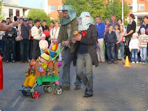 Первое место в конкурсе детских колясок - 2009 год. фото 35