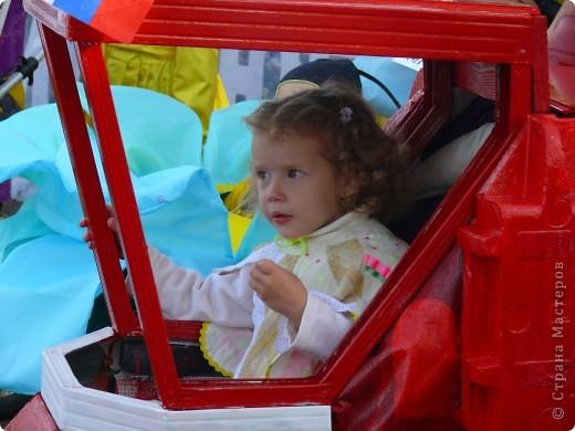 Первое место в конкурсе детских колясок - 2009 год. фото 36