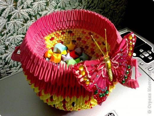Горшочек в подарок фото 1