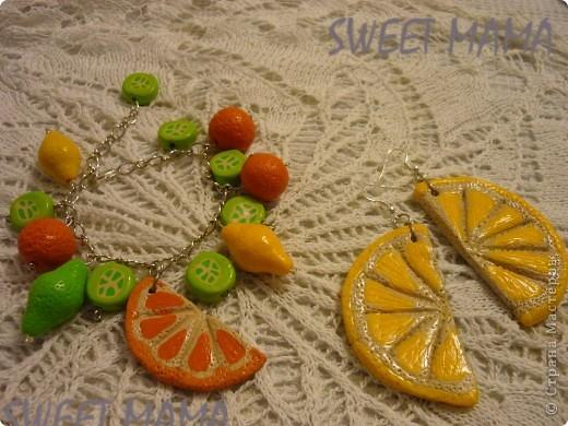 Маки, ожерелье и кольцо. фото 21