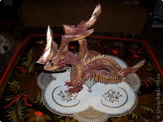 Золотой дракон фото 2