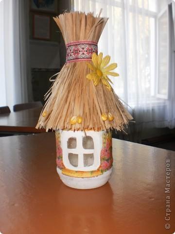 Украинская хатка(домик) фото 1