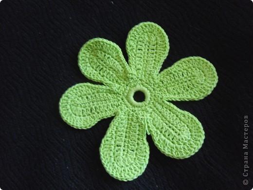 Образцы для урока (ирландское кружево) фото 11