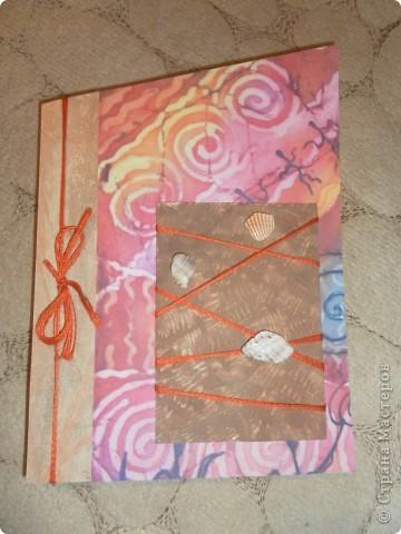 Слонючая открыточка.. :) Эта открыточка сделана к папиному дню рождения. Он коллекционирует слоников, и поэтому здесь я использовала нечто похожее на слона.. :) фото 6