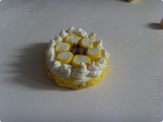 """Приглашаю вас на чай.Вот и мой торт """"Лимонник""""  фото 1"""