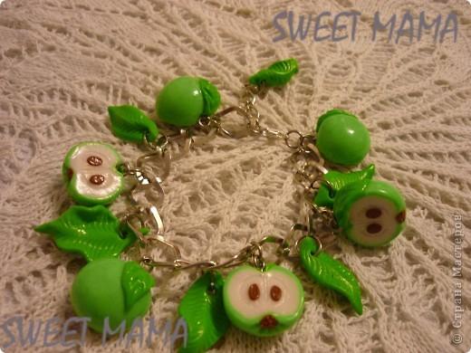 Маки, ожерелье и кольцо. фото 26