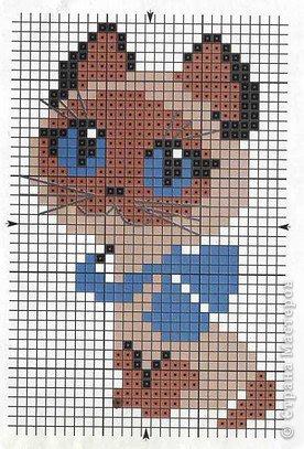 """брелок """"котенок по имени гав"""" фото 3"""