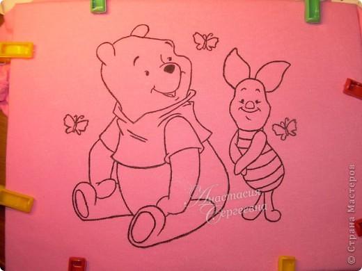 Рисунок на маечке для племянницы фото 3