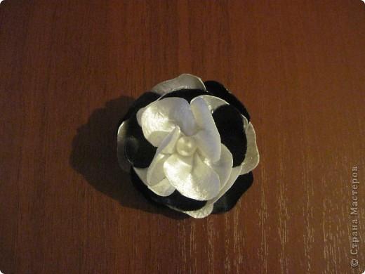 Цветы-брошь фото 6