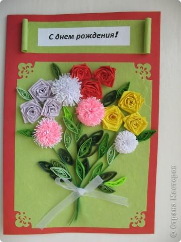 Сделала открыточки детям ко дню рождения фото 6