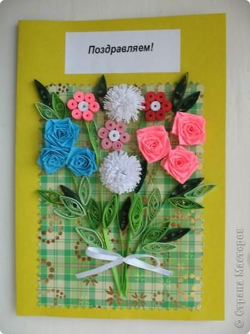 Сделала открыточки детям ко дню рождения фото 7