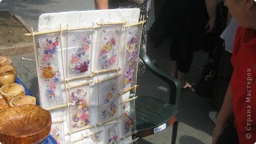 Герб Одессы из цветов фото 5
