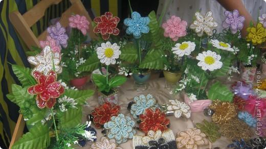 Герб Одессы из цветов фото 10