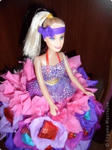 Мне очень понравились работы и мастер-класс Свет9 с куклами, а тут как раз и повод подвернулся. И я решила попробовать сделать такую куклу. Спасибо огромное Свет9 http://stranamasterov.ru/node/229886?c=favorite фото 6