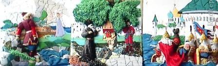 Поделки своими руками сказка о царе салтане
