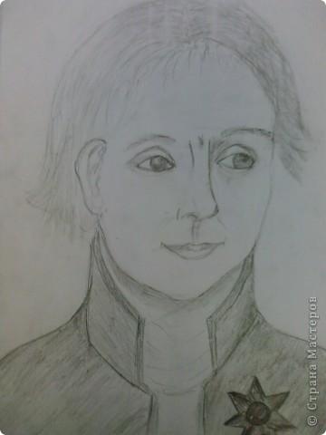 Портрет Суворова. фото 2