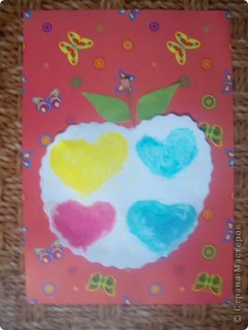 Татьяна Николаевна дала интересную идею-рисование на пене!!!! Ну разве можно не попробовать!!!! Вот такие картинки у меня получились. фото 8