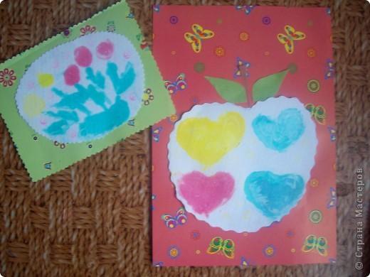 Татьяна Николаевна дала интересную идею-рисование на пене!!!! Ну разве можно не попробовать!!!! Вот такие картинки у меня получились. фото 1