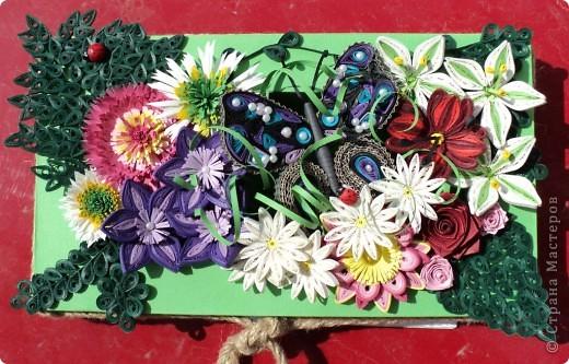 Цветочный сад фото 1