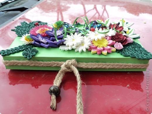 Цветочный сад фото 2