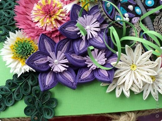Цветочный сад фото 4