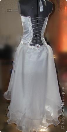 """платье """"Алина"""" фото 4"""