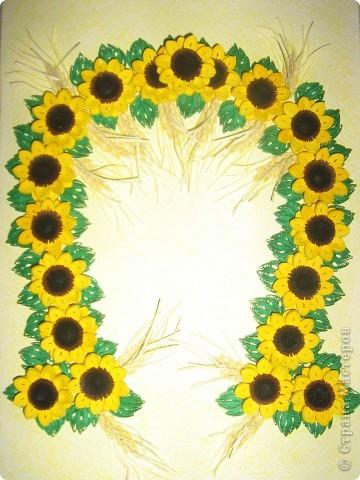 За идею подсолнухов и листочков БОЛЬШОЕ СПАСИБО lora.34 Спасибо всем, кто заглянул