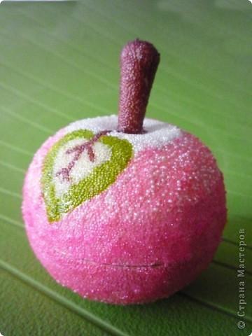 "Шкатулка ""Наливное яблочко"")) фото 1"