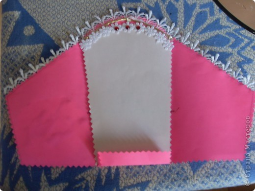 Открытка конверт фото 3