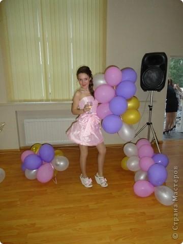 """платье """"Алина"""" фото 2"""