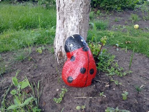 Вот такие фигурки в сад смастерила)))) сказочная полянка фото 4
