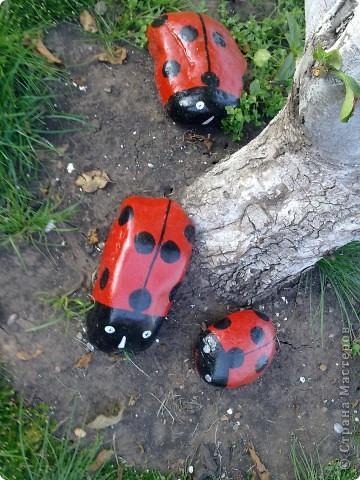 Вот такие фигурки в сад смастерила)))) сказочная полянка фото 3