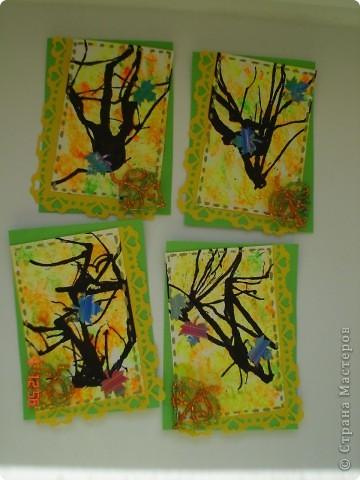 """Продолжение """"Осенней поры"""", сделана для тех кому должна. Фото не удачные. Цвет не реальный. фото 1"""